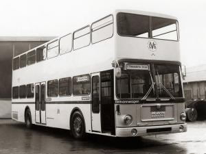 MAN-Bussing SD200 1973 года