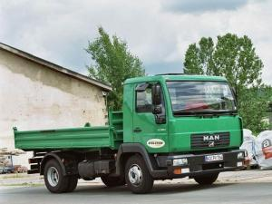2000 MAN LE2000 8.180 Tipper