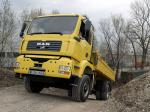 MAN TGA 18.430 4x4.Tipper 2000 года