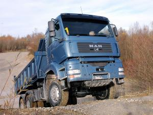 2000 MAN TGA 25.410 Tipper