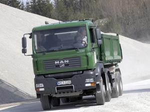 MAN TGA 35.430 Tipper 2000 года