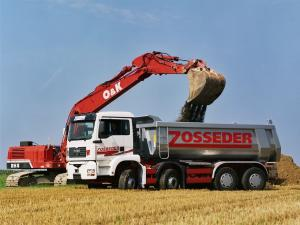 2000 MAN TGA 41.410 Tipper