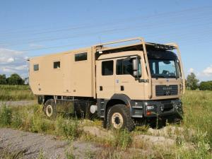 2010 MAN TGM 18.330 TC59 Family by Unicat