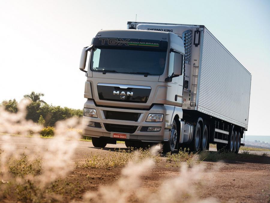фото грузовиков ман просили почитать