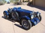 MG K-Type to K3 Supercharged Specification 1935 года
