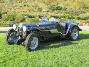1935 MG NA Magnette Special