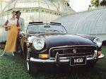 MGB Roadster 1970 года