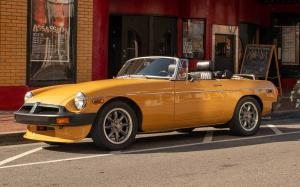 MGB Roadster 5-Speed '1977