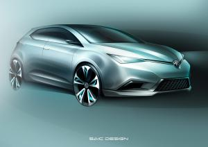 2011 MG 5 Concept