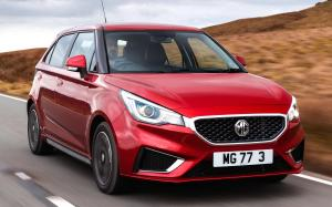 MG 3 (ZP11) (UK) '2018