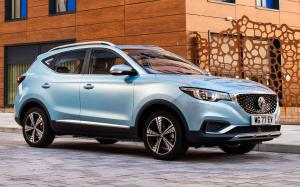 MG ZS EV (ZS11) (UK) '2019