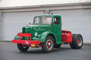 Mack Series L Single Axle Truck 1949 года