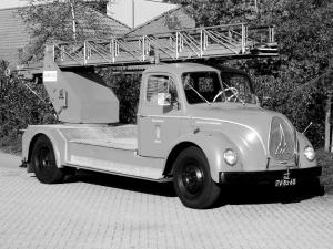 Magirus-Deutz F125 Mercur Lift 1951 года