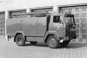 1968 Magirus-Deutz F 110 D 7 FA Geratewagen