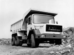 1973 Magirus-Deutz 232D 24K 6x4 Hinterkipper