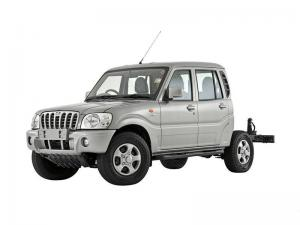 Mahindra Pik-Up Double Cab Chassis '2007