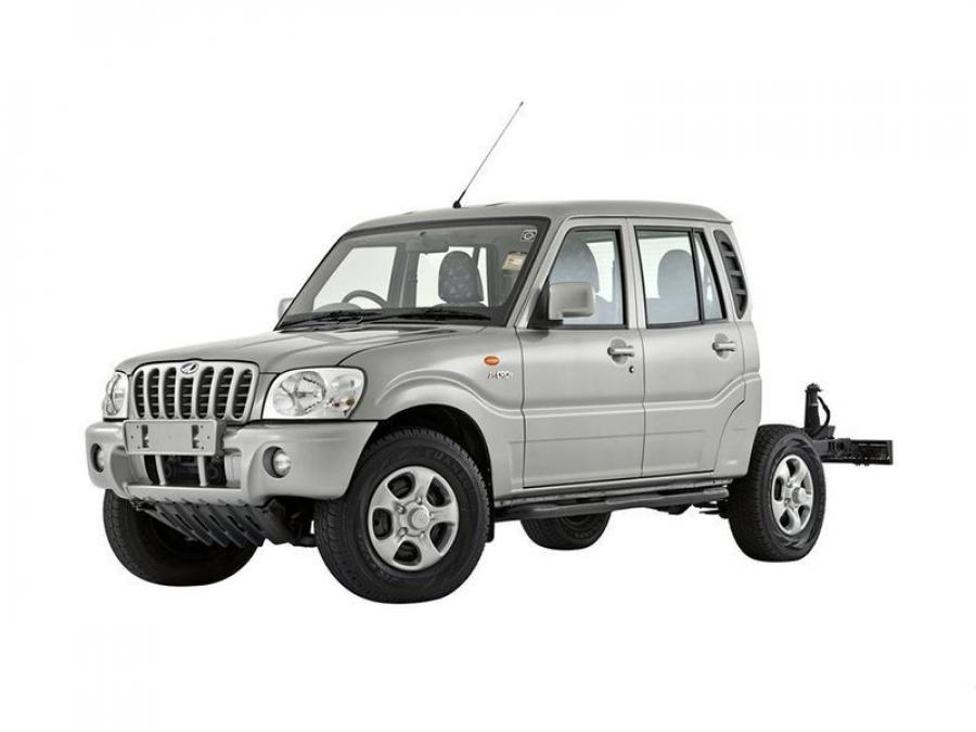 2007 Mahindra Pik-Up Double Cab Chassis