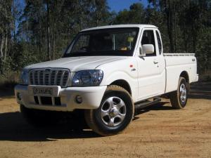 Mahindra Pik Up Single Cab (AU) '2007