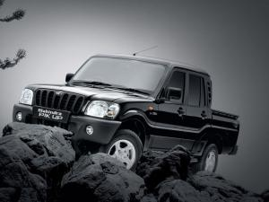 Mahindra Pik-Up Double Cab '2007