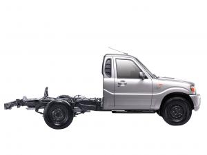 Mahindra Pik Up Single Cab Chassis '2009