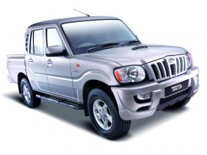 2009 Mahindra Pik Up Double Cab