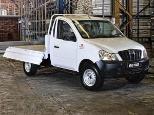 Mahindra Genio Single Cab 2011 года