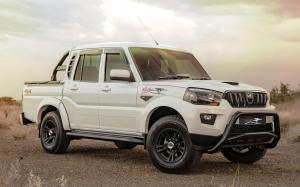Mahindra Pik Up Double Cab Karoo (ZA) '2018