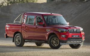 Mahindra GOA Pik Up Double Cab (EU) '2019