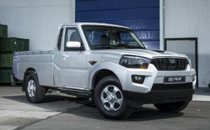 Mahindra GOA Pik Up Single Cab (EU) '2019