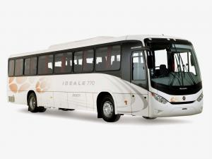 Marcopolo Ideale 770 2006 года