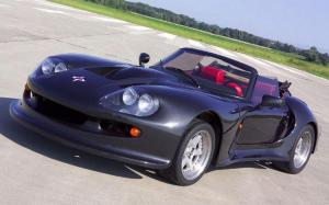 Marcos LM500 Spyder 1997 года