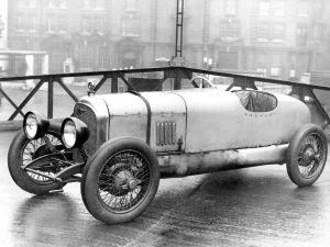1928 Marendaz 11-50 Monthlery Record Car