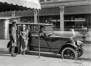 1918 Marmon Model 34 Limousine-Town Car