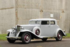 Marmon Sixteen Victoria Coupe by LeBaron (143) '1933