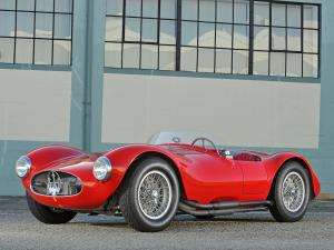 1953 Maserati A6G CS by Fantuzzi