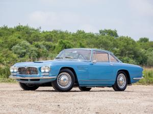 Maserati 3500 GT Speciale by Italsuisse 1961 года