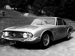 Maserati 5000 GT Ghia Coupe 1961 года