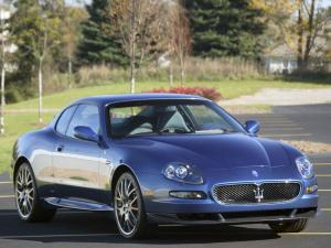Maserati Gransport MC Victory 2006 года (US)