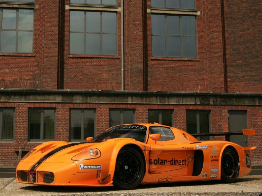 Maserati MC-12 Corsa by Edo Competition