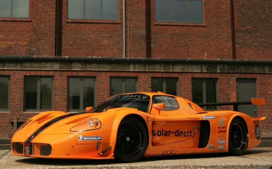 Maserati MC-12 Corsa by Edo Competition '2007