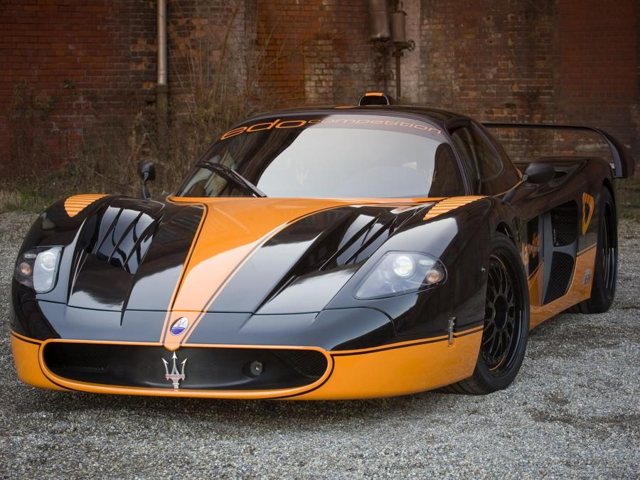 Maserati MC-12 XX by Edo Competition