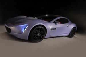 2008 Maserati Chicane Concept by IED