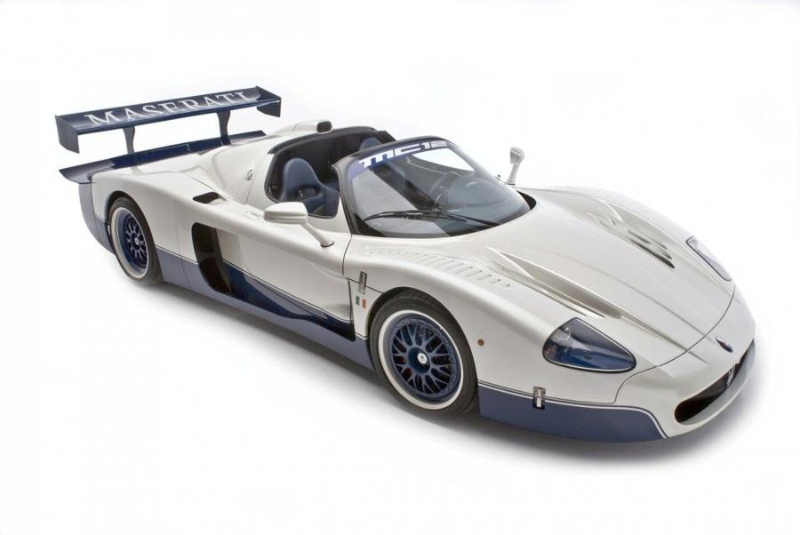 Maserati MC-12 by Edo Competition