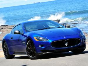Maserati GranTurismo S MC Shift 2012 года (AU)
