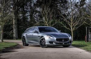 2013 Maserati Quattroporte Shooting Brake