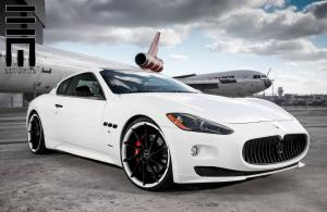 Maserati GranTurismo by Exclusive Motoring 2014 года