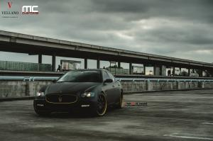 Maserati Quattroporte by MC Customs 2014 года