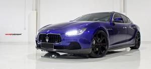 Maserati Ghibli by Novitec Tridente and Concept Motorsport