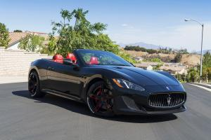 Maserati GranCabrio on Forgiato Wheels (COPIATO-ECX)