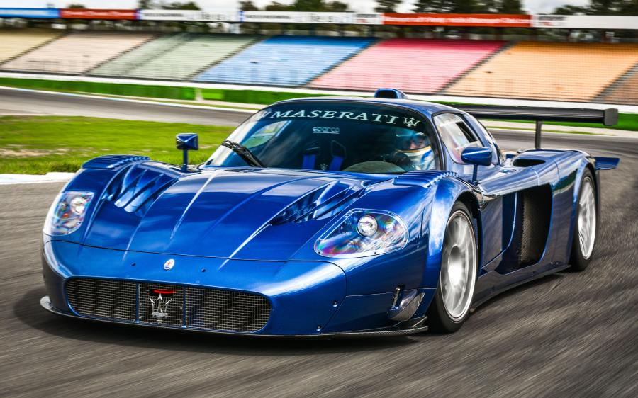 Maserati MC-12 VC by Edo Competition '2016